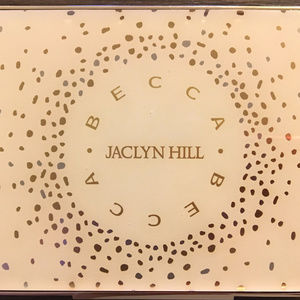 BECCA x Jaclyn Hill Champagne Face Palette